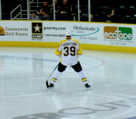 Dan Lacouture Providence Bruins