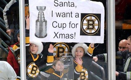 Bruins Christmas