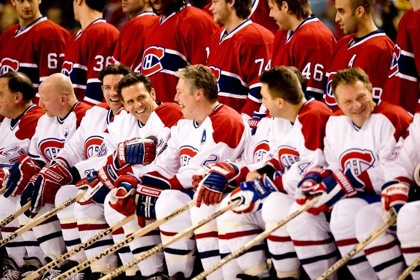 Montreal Canadiens Celebrate Their Centennial