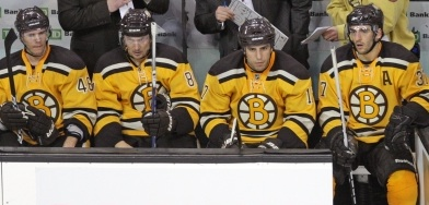 Boston Bruins Slump