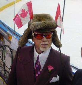 Don Cherry Fur Hat