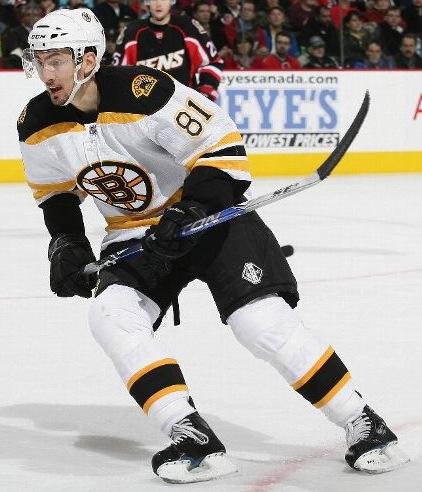 Miroslav Satan Boston Bruins