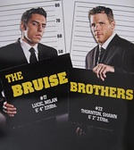 Milan Lucic Shawn Thornton Bruise Brothers