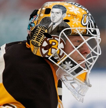 Tim Thomas Goalie Mask