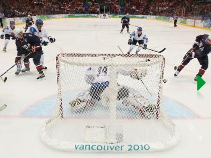 USA Beats Finland