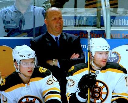 claude julien boston bruins