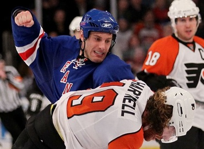 daniel girardi vs scott hartnell