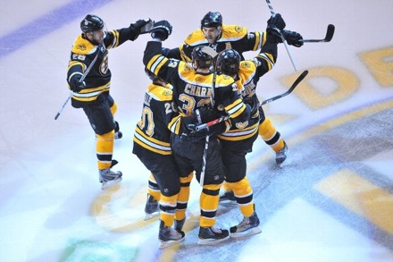 boston bruins mojo