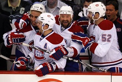 montreal canadiens playoffs 2010