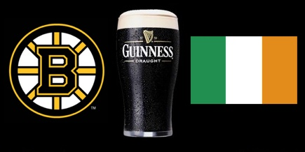 boston bruins ireland