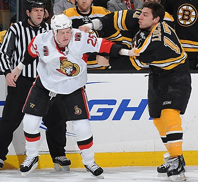 milan lucic chris neil